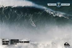 2018 WSL Big Wave Awards Celebrate World Record for Biggest Wave Ever Surfed