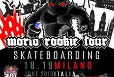 2019 Milano Rookie Fest Skateboard Is Here!