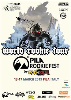 2019 Pila Rookie Fest by Rock and Ride: ready to go!