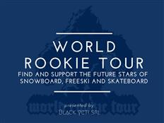 2019 World Rookie Tour develops into an action sport program