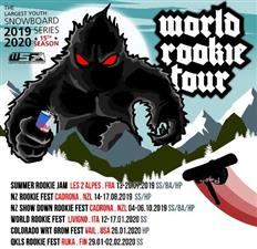 2019/20 World Rookie Tour - Let the future begin!