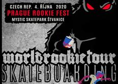 2020 WRT Skateboarding Stop #3: Prague Rookie Fest at the Mystic Park