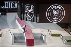 A dream came true for Dashawn Jordan at SLS Nike SB World Tour stop in Chicago