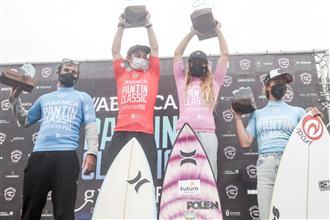 Adur Amatriain and Carolina Mendes Claim ABANCA Pantin Classic Galicia Pro Titles