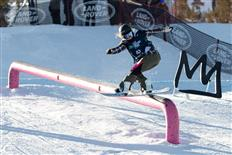 Anderson and Henricksen claim victory at 2020 Mammoth Mountain Slopestyle World Cup