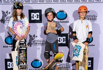 Blue Tomato x Zumiez Best Foot Forward Europe Tour returned to Netherlands successfully