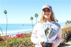 Caroline Marks Claims Back-to-Back North America QS Regional Titles