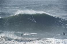 Champions of the 2020 Nazaré Tow Surfing Challenge have been crowned