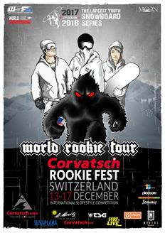 Corvatsch Rookie Fest 2017 is almost here!