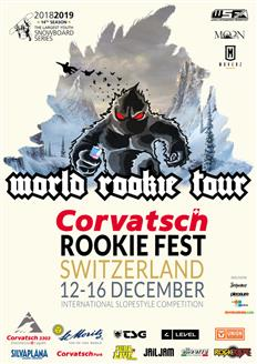 Corvatsch Rookie Fest: register now!