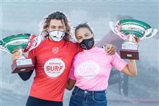 Edouard Delpero & Alice Lemoigne Win Longboard Pro Espinho and 2020 European Longboard Titles
