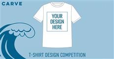 Fancy Designing a T-shirt for Carve Mag?