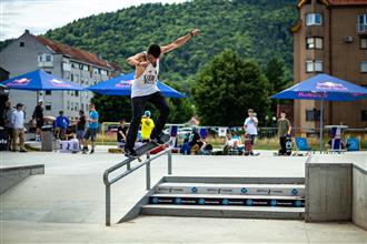 First Ever Blue Tomato X Zumiez Best Foot Forward Contest in Maribor is Complete!