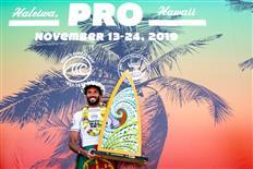 Frederico Morais Wins Hawaiian Pro, Qualifies for 2020 Championship Tour