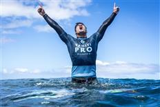 Gabriel Medina Wins Tahiti Pro Teahupo'o!