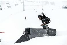 Girls Progression all day long at the Golden Roofpark Axamer Lizum
