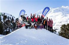 #girlsownthepark – Progression Time in Obergurgl