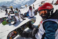 Billabong presents: Zillertal Välley Rälley hosted by Ride Snowboards 2018 - Grand final at Hintertux Glacier Recap
