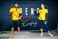 Italo Ferreira and Johanne Defay Claim French Rendez-Vous of Surfing Titles