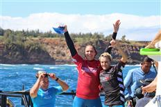 Jaws Challenge at Pe'ahi Confirmed for Monday, November 26
