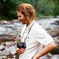 A 35mm film photo by Ashley-Dawn Byrd