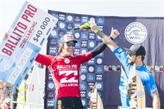 Jordy Smith claims another Ballito Pro champion title