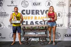 Justin Quintal and Soleil Errico Win Cuervo Surf Ranch Classic