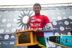 "Lucas ""Chumbo"" Chianca Wins WSL Big Wave Tour Nazare Challenge"