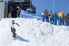 Photo: Vernon James Deck — at Snowpark Kitzsteinhorn.