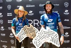 Mikey Wright & Isabella Nichols Dominate The Boost Mobile Pro Gold Coast