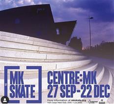 MK Skate Exhibition - Telling the story of skateboarding in Milton Keynes