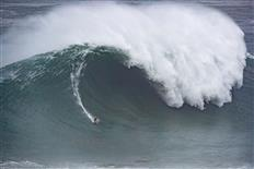 Official Holding Period for Nazaré Tow Surfing Challenge 2020/21 Now Open