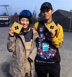Otsuka and Murase: from the WRT Title to the X Games Gold