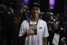 Pamela Rosa and Nyjah Huston win X Games skateboard competition