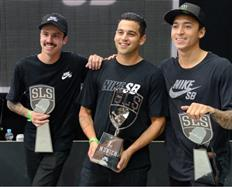 Paul Rodriguez rules in Munich