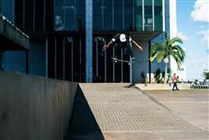 Felipe Gustavo - Fs Flip in Brasilia 2015 © Paulo Macedo