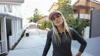 PHOTO ALERT: Letícia Bufoni gives a tour of her revamped home skate park