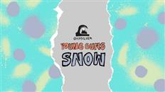 Quiksilver Young Guns Snow - A Search for New Talent