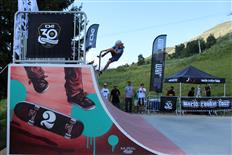 Records from Les 2 Alpes Rookie Fest Skateboard 2019