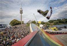 Red Bull Roller Coaster contest returns to Munich Mash