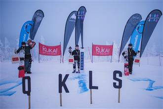 Results for 2021 WRT's stop in Finland: QKLS Rookie Fest in Ruka