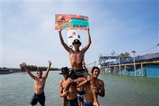 Samuel Pupo Wins 2018 Quiksilver Young Guns WSL Surf Ranch Showdown