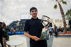 Shane O'Neill shines at SLS Nike SB Pro Open in Barcelona