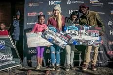 Skaters from all over South Africa competed at Midway Mayhem in Kimberly