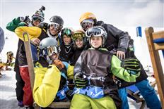 Slopestyle at Turracher Höhe: Time to Nock'n'Rock