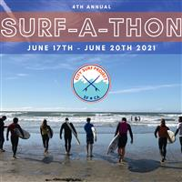 4th annual Surf-A-Thon 2021