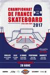 Championnat de France de Skateboard - stop #4 Perpignan 2017