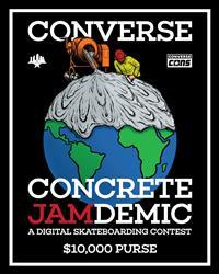 Converse Concrete JAMdemic - Finals broadcast 2021