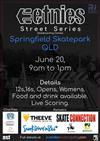 Etnies Street Series - Springfield, Ipswich, QLD 2020