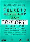 Folkets Miniramp Jam 2017
